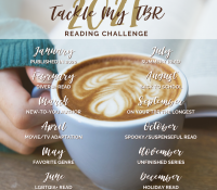 #TackleMyTBR2021 with Jennifer: February Update