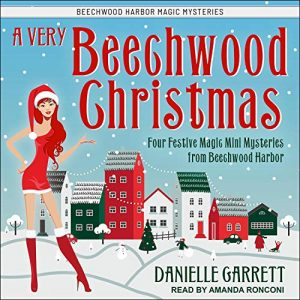 Audiobook cover of A Very Beechwood Christmas