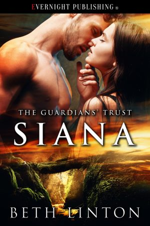 Book Cover of The Guardians' Trust: Siana by Beth Linton