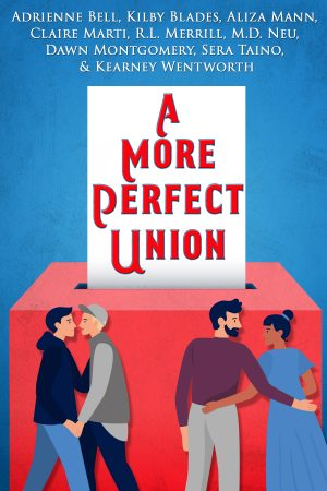 book cover of A More Perfect Union anthology