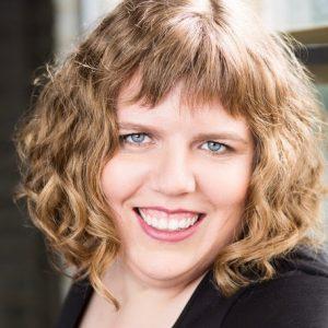 Headshot image of author Alli Temple