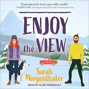 Audiobook cover of Enjoy the View Audio by Sarah Morgenthaler