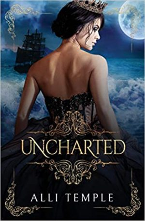 Book cover of UNCHARTED by Alli Temple