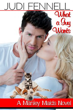 Book Cover: WHAT A GUY WANTS by Judi Fennell