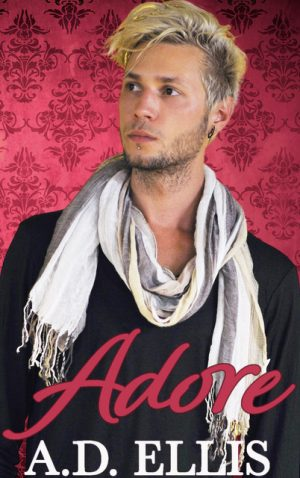 Book Cover of ADORE by A.D. Ellis