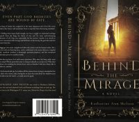 Sunday Snippet: Behind the Mirage by Katharine Ann Melton