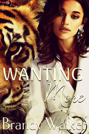Book Cover: Wanting More by Brandy Walker