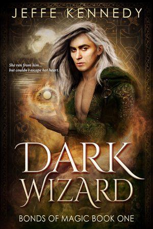 Book cover of Dark Wizard by Jeffe Kennedy