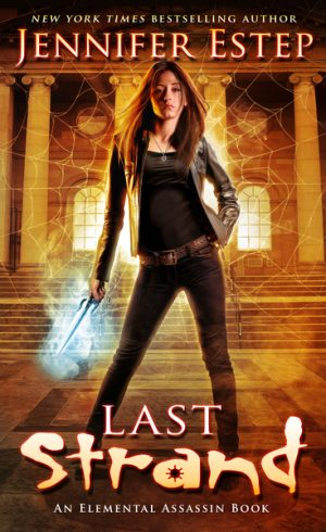 book cover of Last Strand by Jennifer Estep