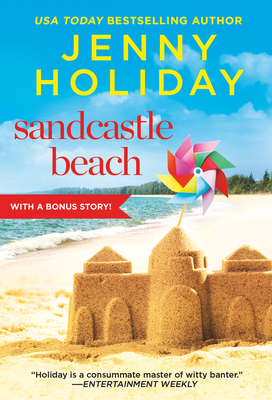 Book cover of Sandcastle Beach by Jenny Holiday