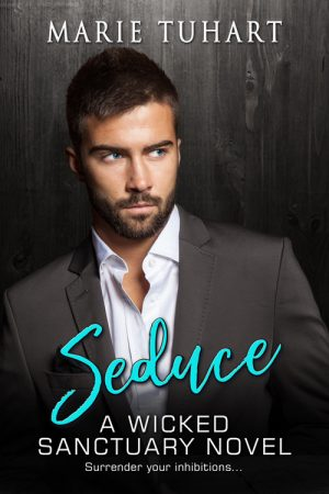 Book cover of Seduce by Marie Tuhart