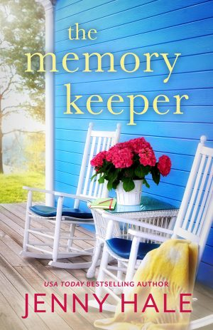 book cover of THE MEMORY KEEPER by Jenny Hale