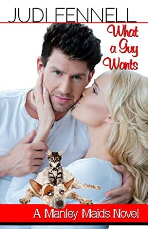 book cover of What a Guy Wants by Judi Fennell