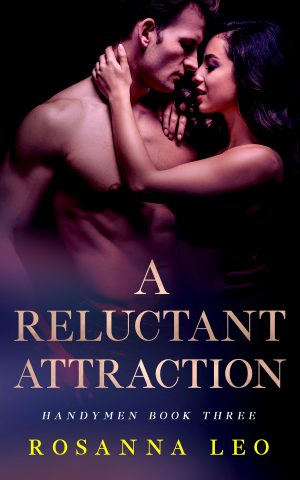 Book cover of A Reluctant Attraction by Rosanna Leo