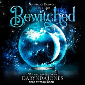 Audiobook cover of Bewitched by Darynda Jones