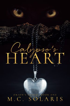 Book cover of Calypso's Heart by M.C. Solaris