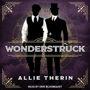 Audiobook cover of Wonderstruck by Allie Therin