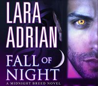 Listen Up! #Audiobook Review: Fall of Night by Lara Adrian