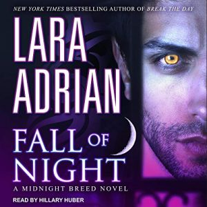 audiobook cover of Fall of Night by Lara Adrian