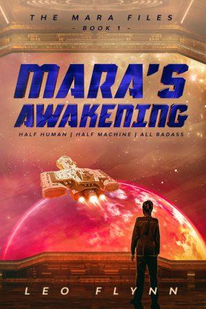 Book cover of Mara's Awakening by Leo Flynn