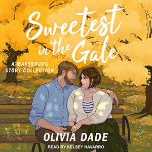 audiobook cover of Sweetest in the Gale by Olivia Dade