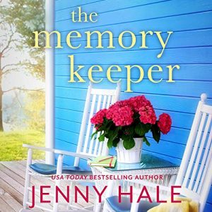 audiobook cover of The Memory Keeper by Jenny Hale