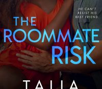 Cover Reveal: The Roommate Risk by Talia Hibbert