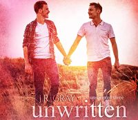 Listen Up! #Audiobook Review: Unwritten by J.R. Gray