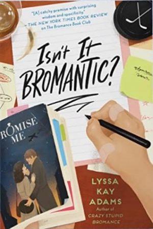 book cover of Isn't it Romantic by Lyssa Kay Adams