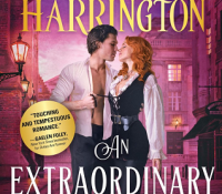Review: An Extraordinary Lord by Anna Harrington