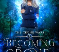 Sunday Snippet: Becoming Crone by Lydia M. Hawke
