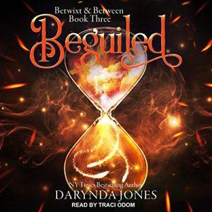 audiobook cover of Beguiled by Darynda Jones