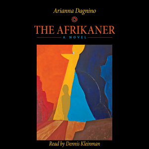 The Afrikaner by Arianna Dagnino audiobook cover