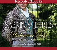 Listen Up! #Audiobook Review: Undercover Duke by Sabrina Jeffries
