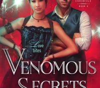 Sunday Snippet: Venomous Secrets by Anne Renwick