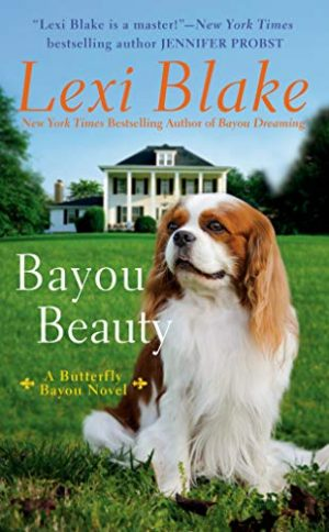 book cover of Bayou Beauty by Lexi Blake