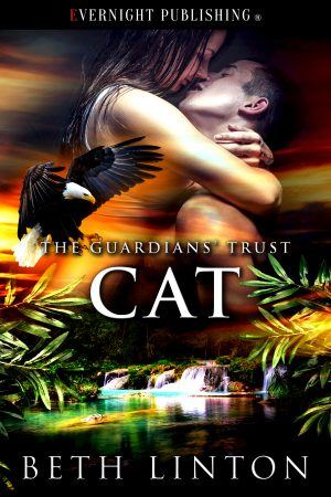 Book cover of The Guardians' Trust: Cat by Beth Linton