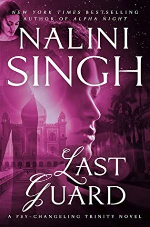 book cover of Last Guard by Nalini Singh