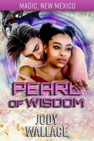 Book cover of PEARL OF WISDOM by Jody Wallace
