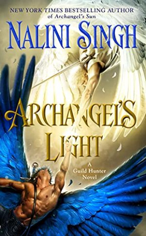 Book cover of Archangel's Light by Nalini Singh
