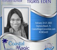#CMCon22 Featured Author Spotlight: Tigris Eden