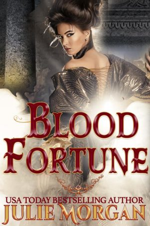 book cover of Blood Fortune by Julie Morgan