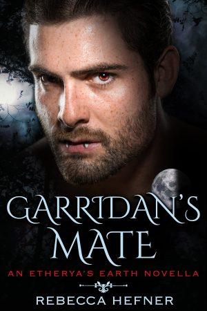 Book cover of Garridan's Mate by Rebecca Hefner