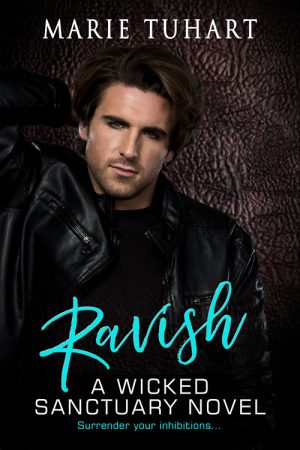 Book cover of Ravish by Marie Tuhart