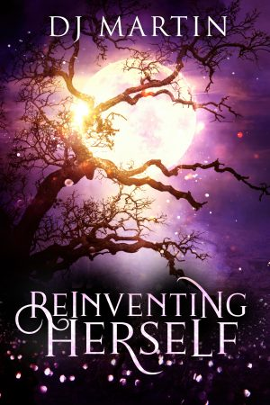 Book cover of Reinventing Herself by DJ Martin