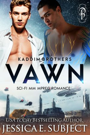 book cover of Vawn by Jessica E. Subject