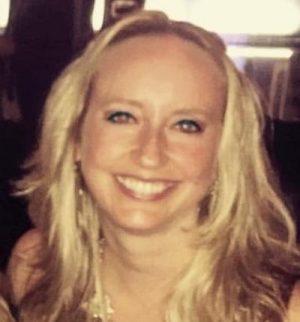 Headshot of author Rebeca Hefner