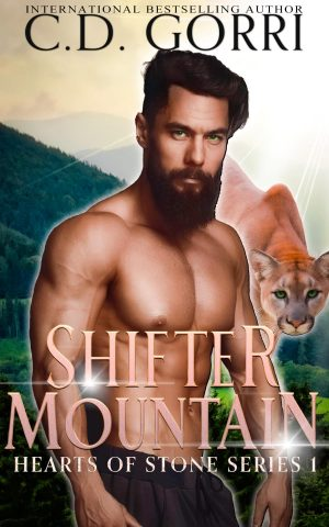 book cover of Shifter Mountain by C.D. Gorri