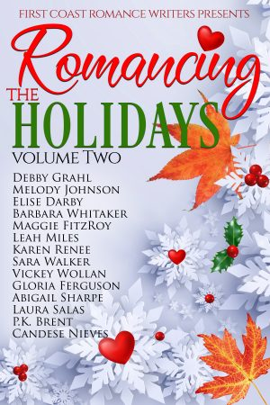 book cover of Romancing the Holidays Volume Two