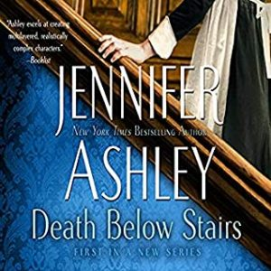 Audiobook Cover of Death Below Stairs by Jennifer Ashley